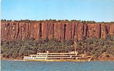 The Palisades New York City, New York Postcard