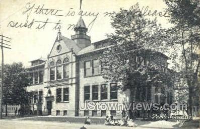Public School No. 3 - Olean, New York NY Postcard