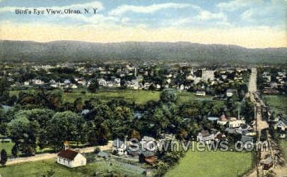 Olean, New York, NY Postcard
