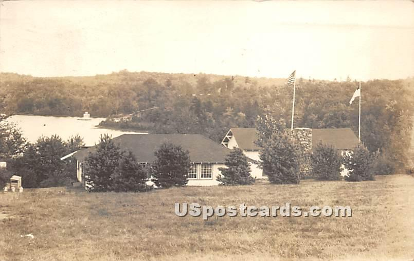 Camp Townsend - Parksville, New York NY Postcard