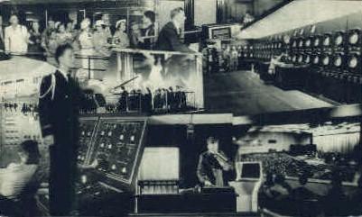 Radio City NBC Studio - Misc, New York NY Postcard