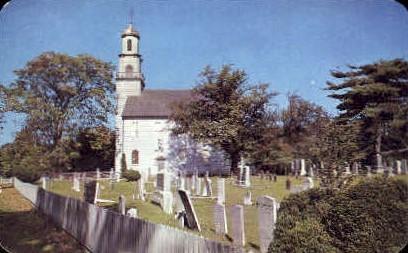 Setauket Presbyterian - Long Island, New York NY Postcard