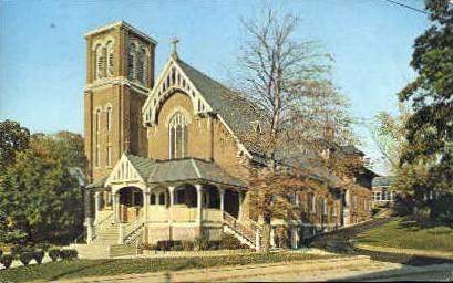 Infant  Jesus R.C. Church - Long Island, New York NY Postcard