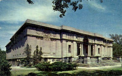 Rochester Memorial Art Gallery - New York NY Postcard