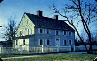 Custom House - Long Island, New York NY Postcard