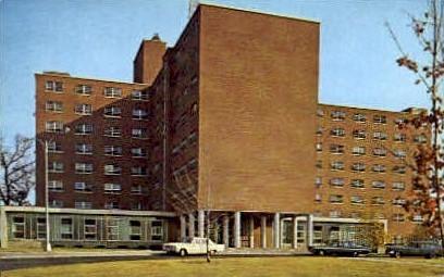 Day Hall, Dorm. For Women - Syracuse, New York NY Postcard