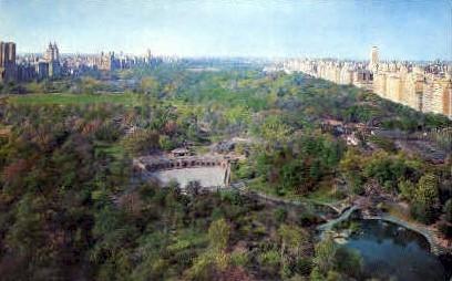 The Moritz - New York City Postcards, New York NY Postcard
