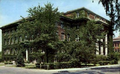 Slocum Hall - Syracuse, New York NY Postcard