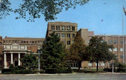 Strong Memorial Hospital - Rochester, New York NY Postcard