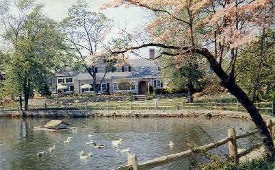 The Milleridge Inn - Long Island, New York NY Postcard