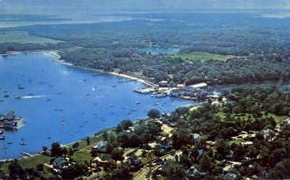 Shelter Island - Long Island, New York NY Postcard