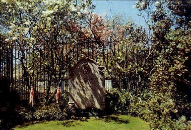 The Grave of Theodore Roosevelt - Long Island, New York NY Postcard