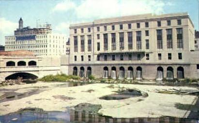 Rundel Memorial Building - Rochester, New York NY Postcard