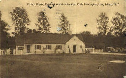 Caddy House - Long Island, New York NY Postcard