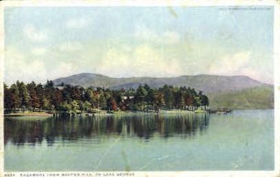 Sagamore from Bolton Hill - Misc, New York NY Postcard