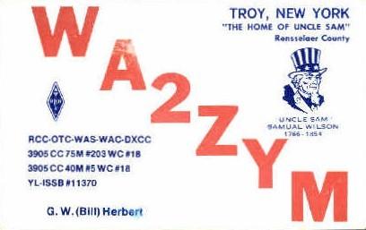 Troy, New York Postcard
