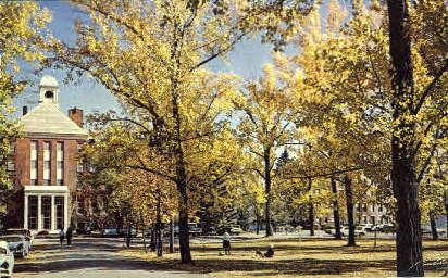 Main Entrance Keuka College - Misc, New York NY Postcard