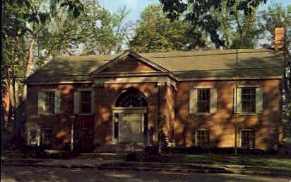 Tioga County Historical Society Museum - Owego, New York NY Postcard