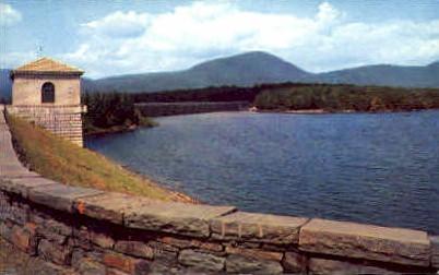 Ashokan Reservoir - Kingston, New York NY Postcard