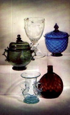 The Corning Museum of Glass - New York NY Postcard