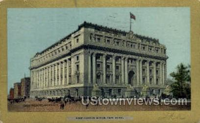 New Custom House - Schenectady, New York NY Postcard