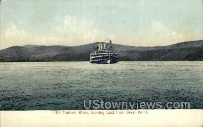West Point - Hudson RIver, New York NY Postcard