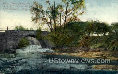 Allens Creek - Rochester, New York NY Postcard