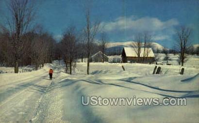 Monticello, New York, NY Postcard