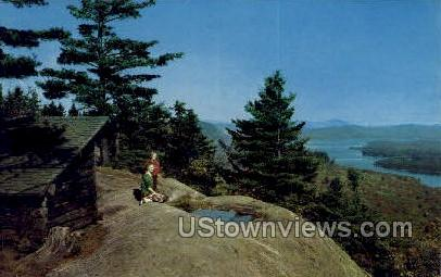 Old Forge, New York, NY Postcard