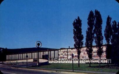 The Corning Glass Center - New York NY Postcard