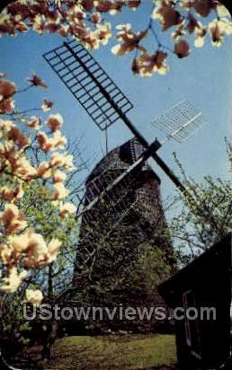 Mill Hill - Long Island, New York NY Postcard