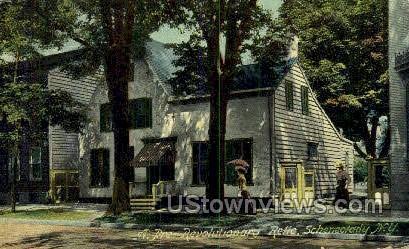 Pre-Revolutionary Relic - Schenectady, New York NY Postcard