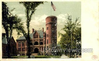 State Armory - Utica, New York NY Postcard