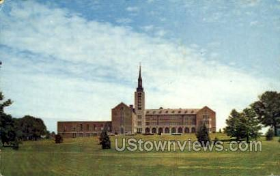 St. John Fisher College - Rochester, New York NY Postcard