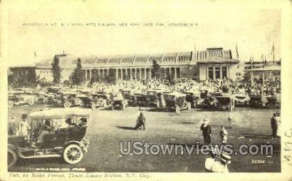 New York State Fair - Syracuse Postcard