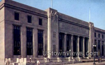 Public Library - Rochester, New York NY Postcard