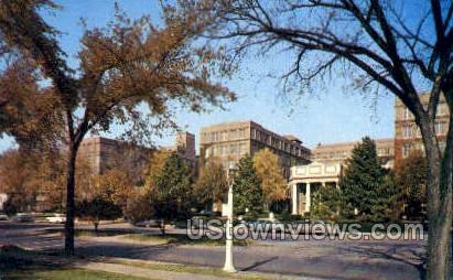 Stron Memorial Hospital - Rochester, New York NY Postcard