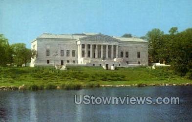Erie County Historical Society - Buffalo, New York NY Postcard