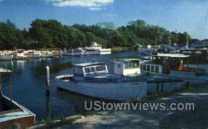 Long Island, New York, NY Postcard