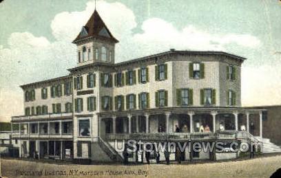 M1arsden House, Alex Bay - Thousand Islands, New York NY Postcard
