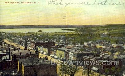 Canandaigua, New York, NY Postcard