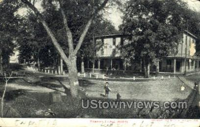 Forest Home Hotel - Misc, New York NY Postcard
