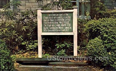 Raynham Hall - Long Island, New York NY Postcard