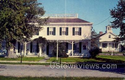 Village House - Long Island, New York NY Postcard
