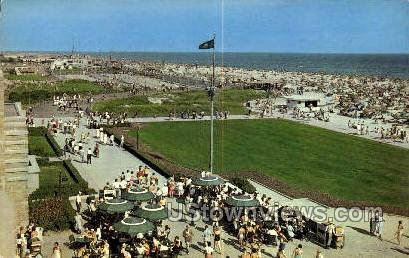 Jones Beach - Long Island, New York NY Postcard