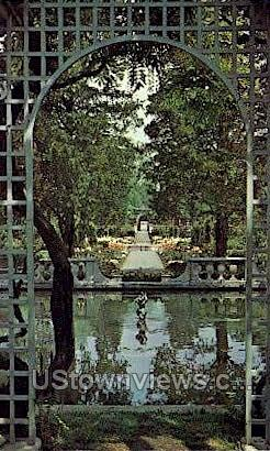 Old Westbury Gardens - Long Island, New York NY Postcard