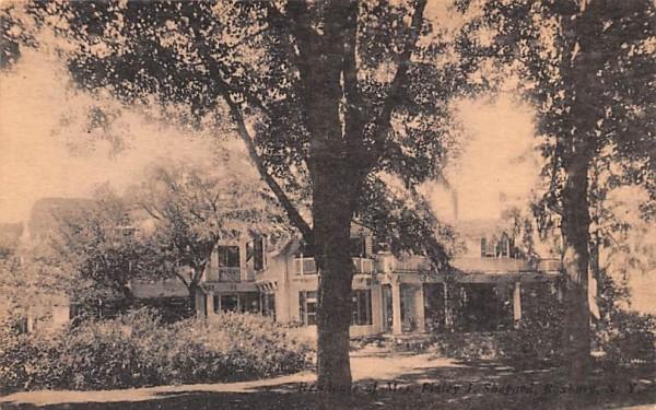Residence of Mrs Finley J Shepard Roxbury, New York Postcard