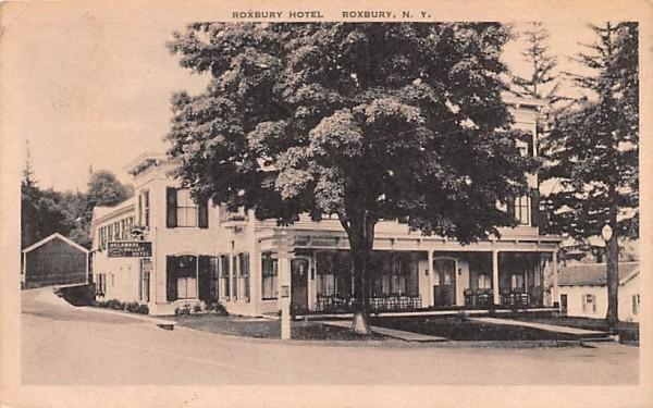 Roxbury Hotel New York Postcard
