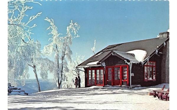 At the Top Roxbury, New York Postcard