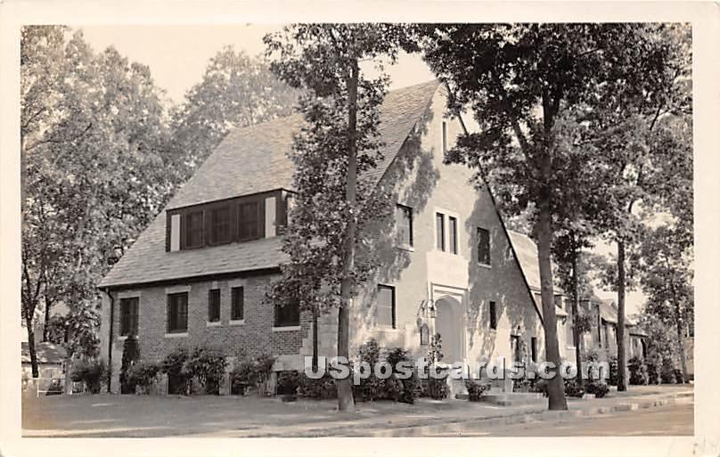 Christian Science Church - Rockville Centre, New York NY Postcard